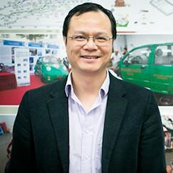 Tom Qi - Marine engineering lecturer